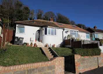 Thumbnail 2 bed semi-detached bungalow for sale in Queens Avenue, Dover