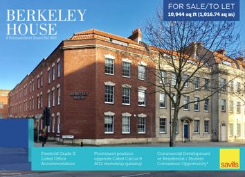 Thumbnail Office for sale in 8 Pritchard Street, Bristol