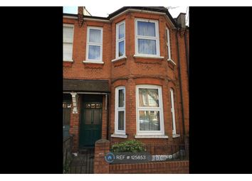 Thumbnail 4 bed terraced house to rent in Oxford Gardens, London