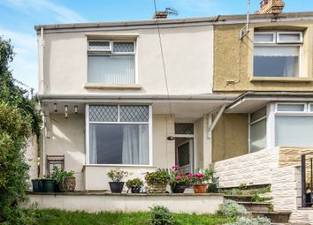 Thumbnail 3 bedroom end terrace house for sale in Kinley Street, St. Thomas, Swansea
