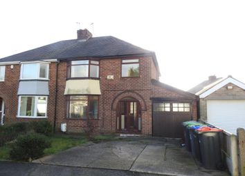 Thumbnail 3 bed semi-detached house for sale in Copeland Road, Hucknall, Nottingham