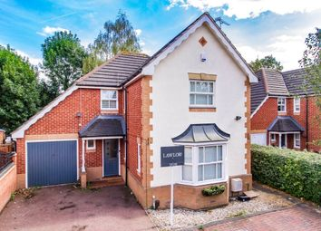 Thumbnail 4 bed detached house for sale in Roding Gardens, Loughton