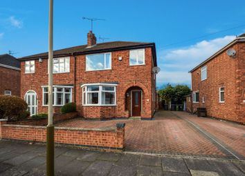 3 bed semi-detached house for sale in Northdene Road, West Knighton, Leicester LE2