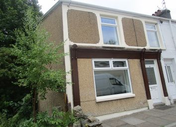 Thumbnail 2 bed end terrace house to rent in Gurnos Road, Ystalyfera, Swansea.
