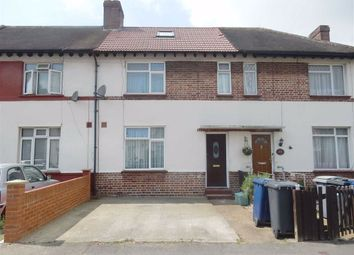 3 bed terraced house for sale in Viking Road, Southall, Middlesex UB1