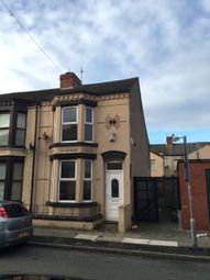 Thumbnail 3 bed terraced house for sale in Percy Street, Bootle