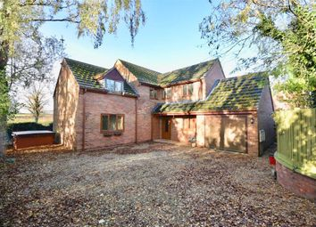 Thumbnail 4 bed detached house for sale in Chase Hill, Geddington, Kettering