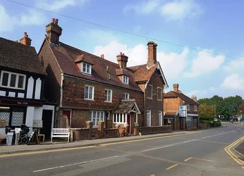 Thumbnail Commercial property for sale in 128 High Street, Edenbridge, Kent