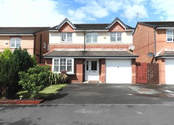 Thumbnail 4 bedroom detached house for sale in Meadowbarn Close, Kirkby, Liverpool