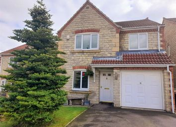 Thumbnail 4 bed detached house for sale in Oakwell Court, Hamsterley Colliery, Newcastle Upon Tyne