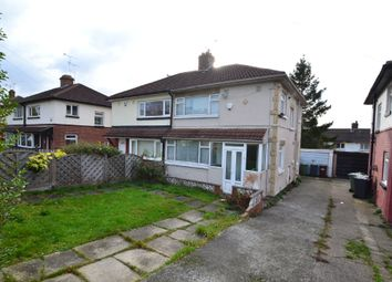 Thumbnail 3 bed semi-detached house for sale in Argie Avenue, Burley, Leeds