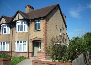 Thumbnail 3 bedroom semi-detached house to rent in Goldington Road, Bedford