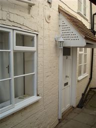 Thumbnail 1 bed flat to rent in Swanpool, Worcester