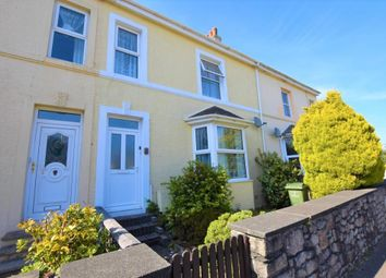 Thumbnail 4 bed terraced house for sale in Ivey Terrace, Liskeard, Cornwall