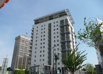 Thumbnail 2 bed flat to rent in The Aspect, 140 Queen Street, Cardiff