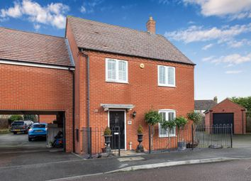 4 bed link-detached house for sale in Willowherb Way, Stotfold, Herts SG5