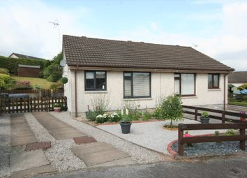 Thumbnail 1 bed semi-detached bungalow for sale in Calside Gardens, Dumfries