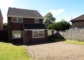 Thumbnail 3 bed detached house for sale in 19 Glanymor Park Drive, Loughor, Swansea