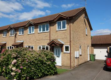Thumbnail 3 bed end terrace house for sale in Bowness Way, Gunthorpe, Peterborough