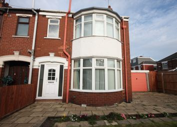 Thumbnail 3 bedroom end terrace house for sale in Stanhope Avenue, Hull