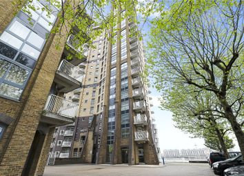 Thumbnail 2 bed flat for sale in Cascades Tower, 4 Westferry Road, London