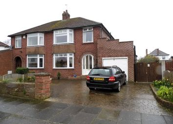 Thumbnail 3 bed semi-detached house for sale in 27 Croft Road, Carlisle, Cumbria