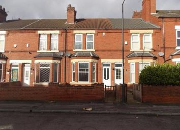 Thumbnail 2 bed terraced house to rent in Littlemoor Lane, Balby
