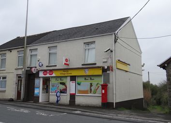 Thumbnail Retail premises for sale in 50 Iscoed Road, Hendy, Swansea, Carmarthenshire