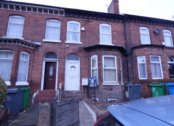 Thumbnail 8 bed flat to rent in Talbot Road, Manchester