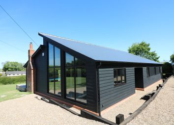 Thumbnail 4 bed detached bungalow to rent in Northbourne Road, East Studdal, Dover