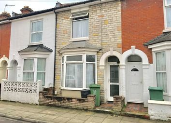 Thumbnail 4 bedroom terraced house for sale in Percy Road, Southsea