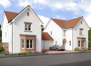 "Thumbnail 4 bed semi-detached house for sale in ""Esk"" at Dirleton, North Berwick"