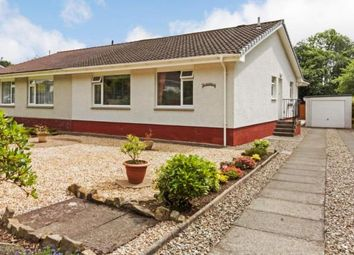 Thumbnail 2 bed bungalow for sale in Tulipan Crescent, Callander, Stirlingshire
