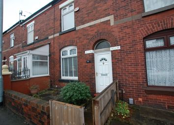 Thumbnail 2 bedroom terraced house to rent in Wellington Road, Swinton, Manchester