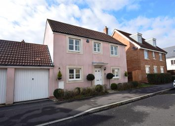 Thumbnail 3 bed detached house for sale in Kingfisher Road, Portishead, Bristol