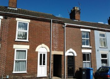 Thumbnail 1 bed flat to rent in Esdelle St, Norwich, Norfolk