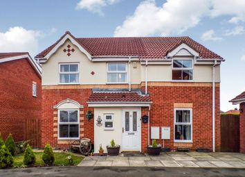 Thumbnail 4 bed detached house to rent in Woodlea, Forest Hall, Newcastle Upon Tyne