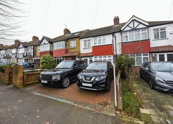 Thumbnail 3 bed terraced house for sale in Church Hill Road, North Cheam, Sutton