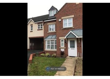 Thumbnail 4 bed terraced house to rent in Middlewood Close, Solihull