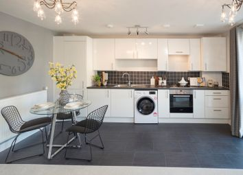 Thumbnail 1 bed flat for sale in Merchant Place, Bedford