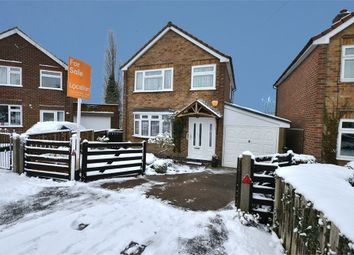 Thumbnail 3 bed detached house for sale in Blenheim Place, Huthwaite, Nottinghamshire