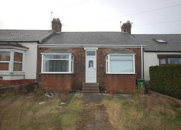 Thumbnail 2 bed terraced bungalow to rent in New Brancepeth, Durham