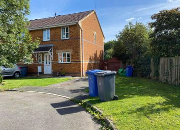 Thumbnail 3 bed terraced house to rent in Redgrave Close, Kettering