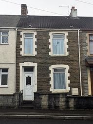 Thumbnail 2 bed terraced house to rent in Cwbach Road, Fforestfach, Swansea