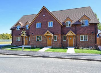 Thumbnail 2 bed terraced house for sale in Arborfield, Reading