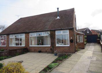 Thumbnail 4 bedroom semi-detached bungalow for sale in Half Mile Gardens, Bramley, Leeds