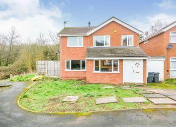 4 bed link-detached house for sale in Minton Road, Harborne, Birmingham B32