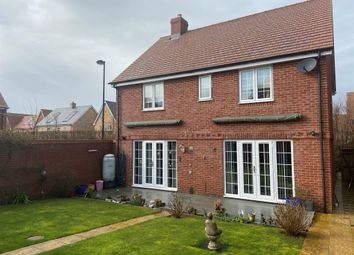 Thumbnail 4 bed detached house for sale in Trevithick Path, Hailsham
