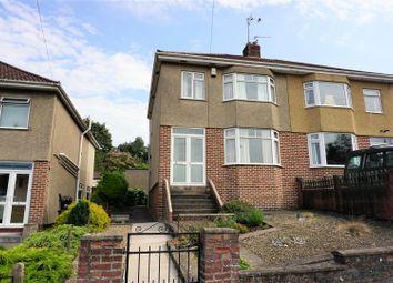 Thumbnail 3 bedroom semi-detached house for sale in Grantson Close, Brislington, Bristol