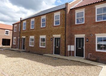 Thumbnail 2 bed terraced house for sale in The Sidings, The Old Railway Yard, Snettisham